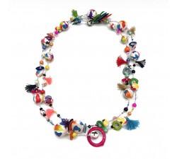Collar largo - Multicolor - Splash Babachic/Moodywood