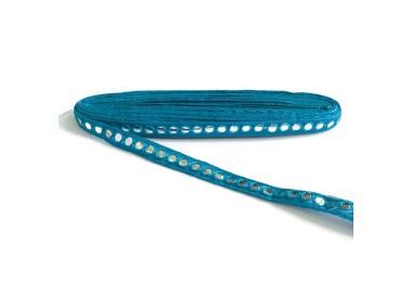 Galón espejos - Azul - 18 mm
