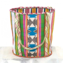 Bolsa Bohemia - Multicolores
